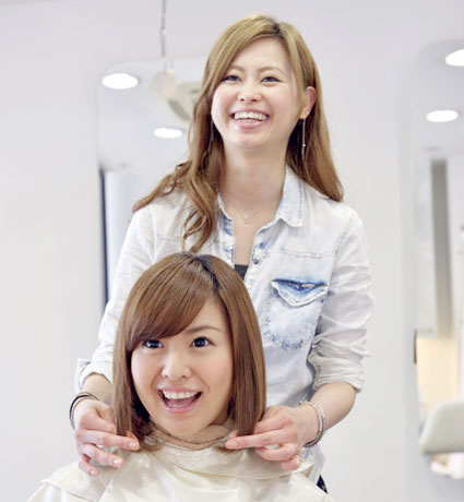 美容師イメージ